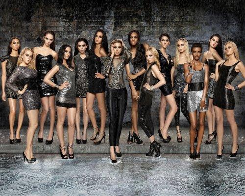 Топ модель по американски 16 сезон 2011